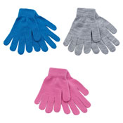 Kids Thermal Magic Gloves Assorted