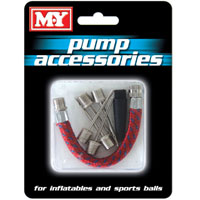 Bicycle Pump Accessories
