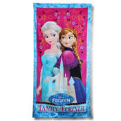 Frozen Character Beach Towels