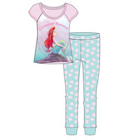 Ladies Official Little Mermaid Dreamer Pyjamas