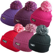 Thinsulate Hat with Bobble