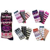 Ladies Winter/Christmas Design Thermal Socks
