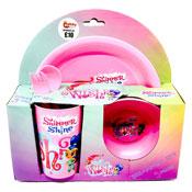 Shimmer & Shine 5 Piece Breakfast Set