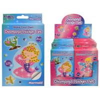 Make Your Own Diamond Sticker Set
