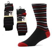 Mens Socks Multi Stripe