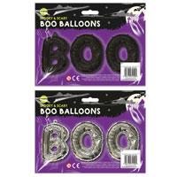 Halloween Boo Balloons