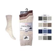 4-6 Lycra Socks Melange