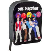 One Direction Black Rucksack