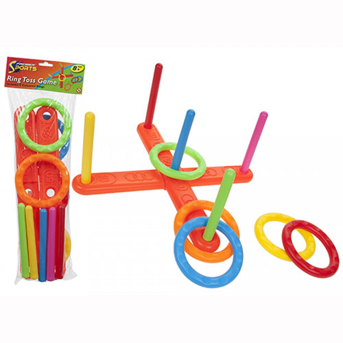 "16"" Ring Toss Game Set"