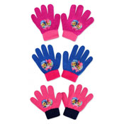 Official Childrens Shimmer & Shine Knitted Gloves