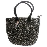 Black Spot Tote Bag