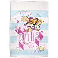 Official Paw Patrol Pastels Fleece Blanket
