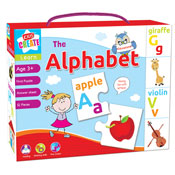 Learn the Alphabet Jigsaw Puzzle