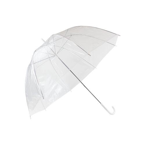 Lightweight Clear Dome Umbrella