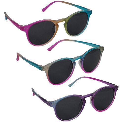 Girls Sunglasses Rainbow Frame
