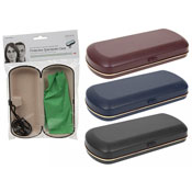 Spectacle Case With Neck Cord & Cloth Kit