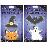 Halloween Cookie Cutters 2 Pack