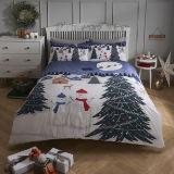 Christmas Scene Glow In The Dark Duvet Set