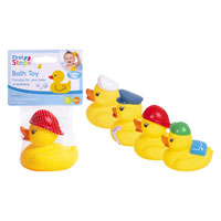 Character Ducks Bath Toy