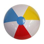 Inflatable Block Colour Beach Ball