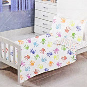 Messy Play Toddler Bed Duvet Set