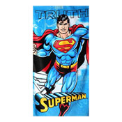 Official Superman Beach Towel