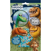 700 Stickers The Good Dinosaur