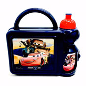 Cars 3 Hard Lunch Box and Bottle Set