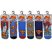 Men's Novelty Superman Socks