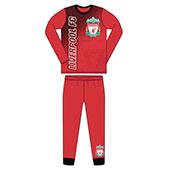 Older Boys Liverpool FC Football Pyjama Set