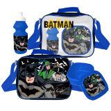 Official Batman DC Lunch Bag Set 3 Piece