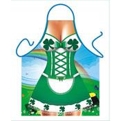 Novelty Apron Irish Dress