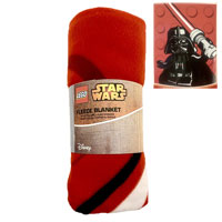 Lego Star Wars Official Fleece Blanket