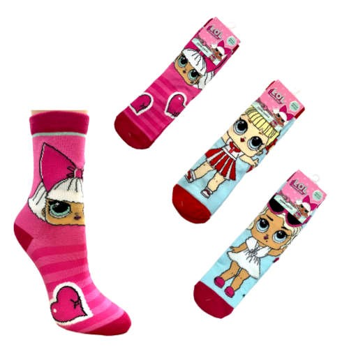 Official LOL Surprise Socks