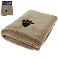 Microfibre Super Absorbent Pet Towel