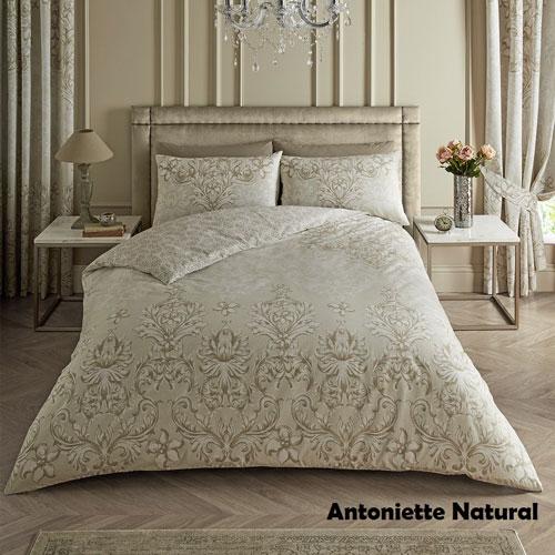 Antoinette Natural Luxury Duvet Set