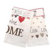 My Kitchen Tea Towels 3 Pack