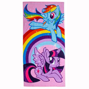 My Little Pony Party Beach Towel