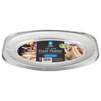Aluminium Platter 14 Inch 3 Pack