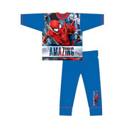 Older Boys Amazing Spiderman Pyjama Set