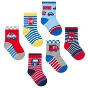 Baby Novelty Design Socks Motor/Transport
