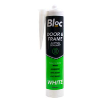 White Door And Frame Acrylic Sealant