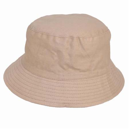 Cotton Sun Hat Assorted Colours