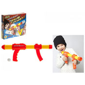 Snow Ball Blaster Toy Gun With Target