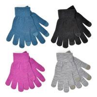 Ladies Touchscreen Magic Gloves