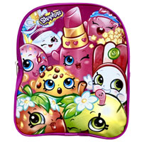 Official Shopkins Junior Backpack