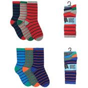 Boys Stripes Design Socks