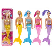 Mermaid Doll With Accessories