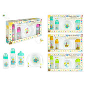 6 Piece Baby Gift Set First Steps