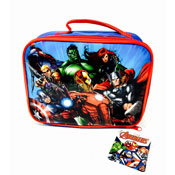 Avengers Lunch Bag